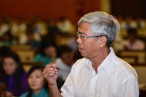 Phó chủ tịch TP.HCM: Cò đất đưa người lương thiện đối diện chính quyền