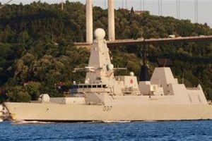 Anh điều thêm tàu chiến Vịnh Ba Tư, Nga nói thẳng