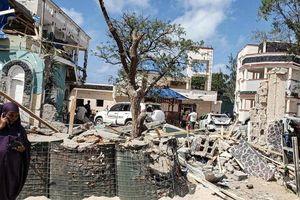 Nhiều nạn nhân trong vụ tấn công tại Somalia là người nước ngoài