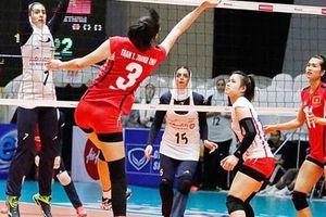 Giải Vô địch bóng chuyền U23 nữ châu Á 2019: Chủ nhà Việt Nam sáng cửa vào tứ kết