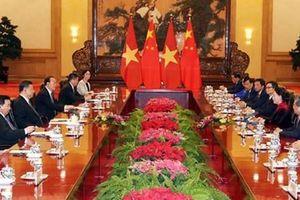 Bảo đảm cân bằng lợi ích Việt - Trung