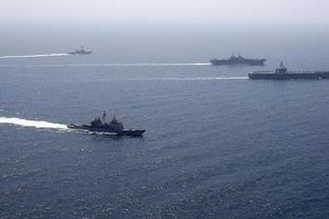 Mỹ dự định tạo ra một liên minh hải quân tại eo biển Hormuz