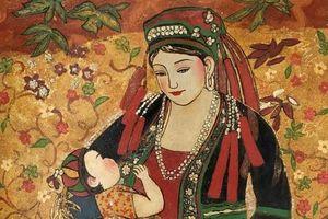 Tranh của họa sĩ Việt gây ấn tượng tốt tại triển lãm quốc tế