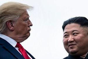 Tổng thống Trump tiết lộ thái độ của nhà lãnh đạo Triều Tiên tại khu vực phi quân sự