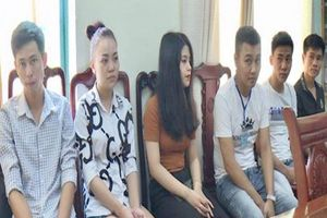 Nghệ An: Bắt quả tang nhóm đối tượng tổ chức 'tiệc ma túy' ăn mừng đám cưới giả