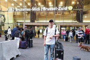 Công Phượng đến Bỉ, sẵn sàng hội quân cùng Sint-Truidense