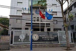 Thanh tra đột xuất Trường Đại học Luật Thành phố Hồ Chí Minh