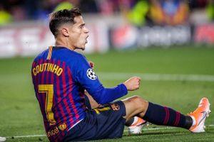 Griezmann 'cướp' áo số 7 của Coutinho ở Barca