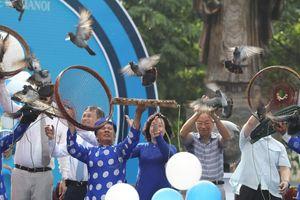 Hà Nội kỷ niệm 20 năm được công nhận là 'Thành phố vì hòa bình'
