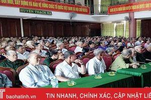 300 triệu đồng trao tận tay đối tượng chính sách ở thị trấn Thạch Hà