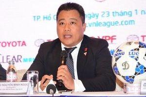 Phó tổng thư ký phụ trách chuyên môn VFF: 'Ghế nóng' cần người bản lĩnh