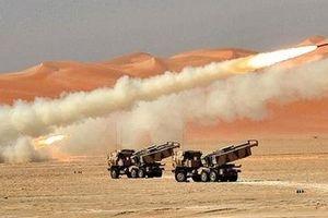 Vì sao Mỹ dội pháo uy lực khủng khiếp chỉ kém bom nguyên tử xuống Syria?