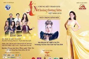 Sẽ cúp điện nếu tổ chức trao danh hiệu 'Nữ hoàng Thương hiệu Việt Nam'