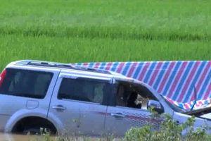 Tai nạn giao thông khiến 5 người thương vong tại Nghệ An