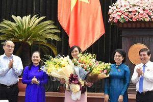 Tân Bí thư Tỉnh ủy Bến Tre, tân Phó Chủ tịch HĐND TP.HCM đều thế hệ 7x