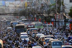 Ông Trần Quang Lâm: Đến 2025 giao thông TP.HCM sẽ ổn định