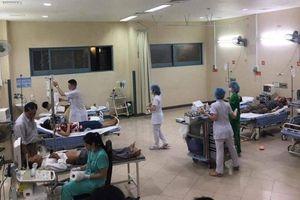 Hàng chục người nhập viện sau khi ăn tiệc cưới, 4 người đã xuất viện