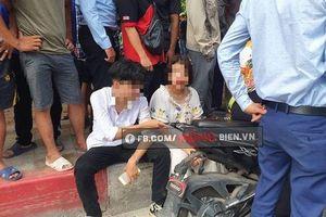 Va chạm giao thông, nam thanh niên hung hãn lao vào đánh 3 mẹ con giữa đường khiến nhiều người bức xúc