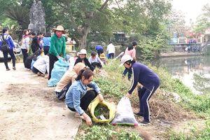 Thừa Thiên Huế: Thi viết về các phong trào chống ô nhiễm môi trường, rác thải nhựa