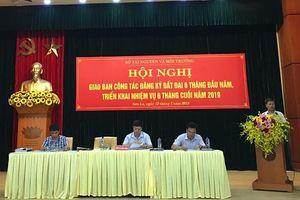 Sơn La: Giao ban công tác đăng ký đất đai 6 tháng đầu năm 2019
