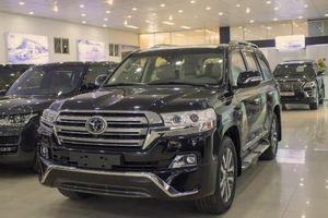 10 mẫu xe có doanh số 'chật vật' trong 6 tháng đầu năm 2019