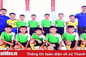 Thành công của bóng đá nhi đồng Thanh Hóa ở đấu trường quốc gia