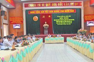 Triển khai hiệu quả công tác kiểm tra, giám sát tổ chức đảng khu vực miền Trung - Tây Nguyên