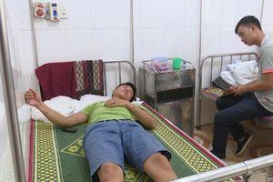 Quảng Bình: Cán bộ kiểm lâm bị thương khi truy bắt xe chở gỗ lậu