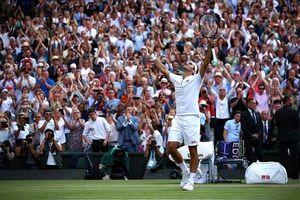 Đánh bại Nadal, Federer vào vào chung kết Wimbledon