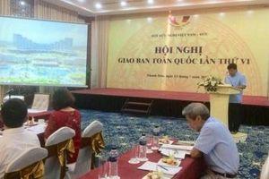 Hội Hữu nghị Việt Nam - Đức tổ chức Hội nghị giao ban toàn quốc năm 2019