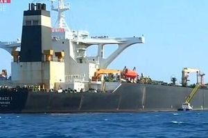 Gibraltar bất ngờ thả toàn bộ thủy thủ đoàn tàu chở dầu Iran