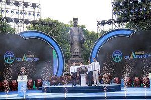 Kỷ niệm 2 thập niên trước: Thuyết phục thế giới vinh danh Hà Nội 'Thành phố vì hòa bình'