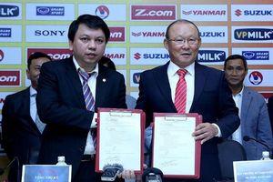 Chuyện gia hạn hợp đồng của HLV Park Hang Seo: 'Chốt hạ'