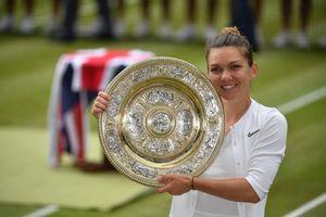 Highlights chung kết Wimbledon: Simona Halep 2-0 Serena Williams