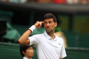 Djokovic không hy vọng được khán giả cổ vũ khi đấu với Federer