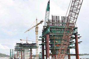 Quảng Ngãi quyết tâm hoàn thành cầu Cửa Đại sớm hơn dự kiến