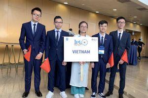 Việt Nam giành 3 Huy chương Vàng Olympic Vật lí quốc tế