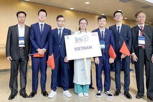 Việt Nam đoạt 3 Huy chương Vàng, 2 Huy chương Bạc tại Olympic Vật lý quốc tế 2019