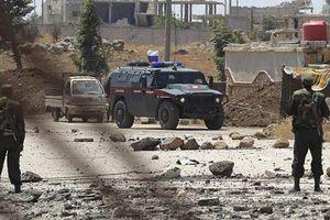 Phiến quân tấn công tuyến tuần tra của Nga tại Syria