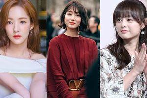 Top 10 sao nữ có 'phản ứng hóa học' đỉnh nhất màn ảnh Hàn