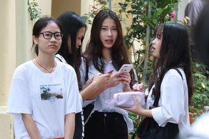 3.128 thí sinh trượt tốt nghiệp vì điểm liệt