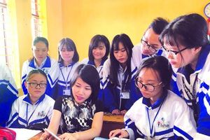 Cô giáo Trang giúp học sinh dễ dàng chinh phục môn Lịch sử