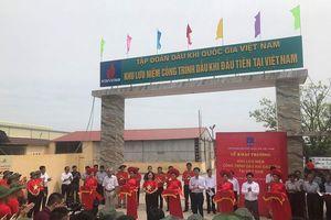 Những dấu ấn đáng nhớ tại khu lưu niệm công trình dầu khí đầu tiên của Việt Nam