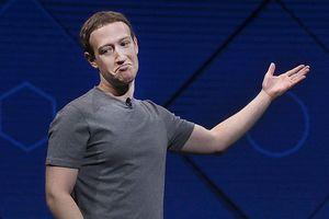 Phạt Facebook 5 tỷ USD như một 'trò hề'