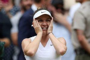 Hạ Serena Williams khi đau dạ dày, Simona Halep bật khóc lần đầu vô địch Wimbledon