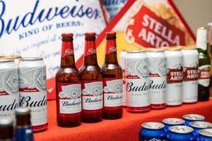 Kế hoạch IPO của Tập đoàn bia AB InBev bất ngờ bị hủy bỏ