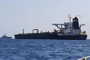 Gibraltar thả tự do cho thành viên thủy thủ đoàn Grace I nhưng tiếp tục giữ tàu