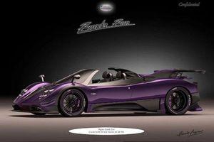 Zonda Zun - mẫu siêu xe độc đáo của Pagani