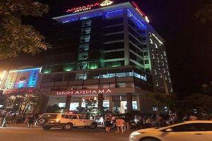 Quảng Bình: Lên tầng 11 khách sạn uống cà phê rồi bất ngờ nhảy lầu tự vẫn