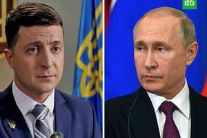 Quan chức Crimea: Ông Zelensky bắt đầu 'noi gương' Tổng thống Putin